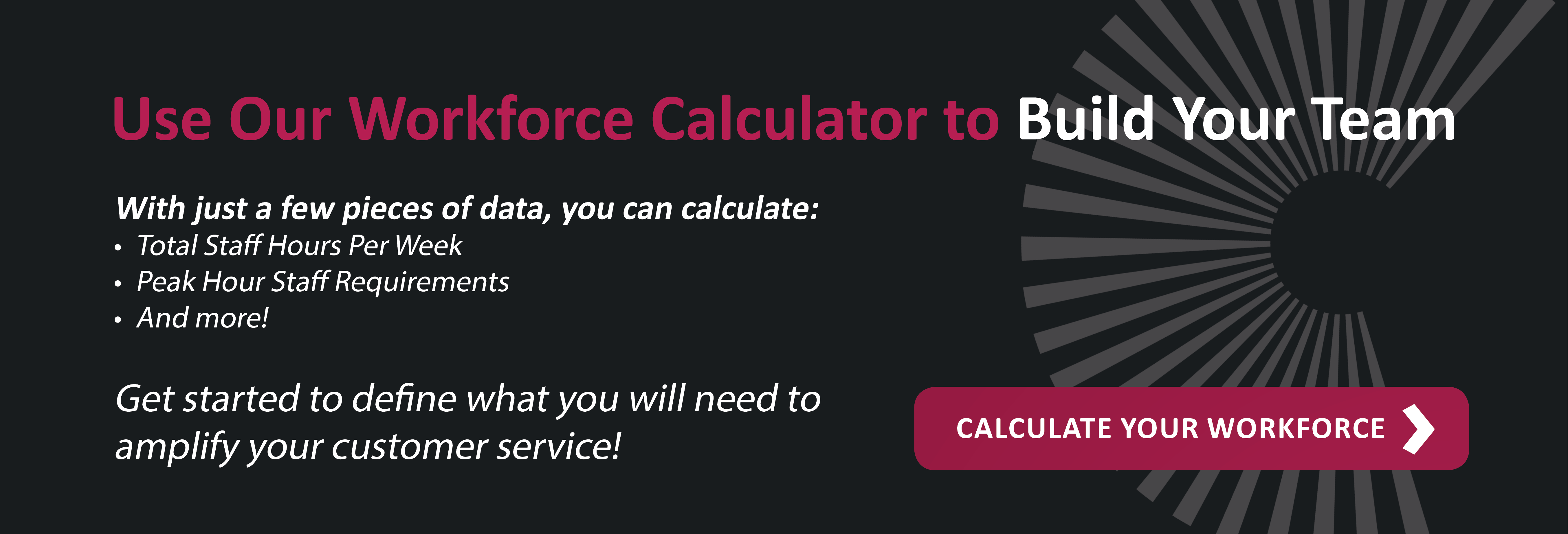 Workforce Calculator