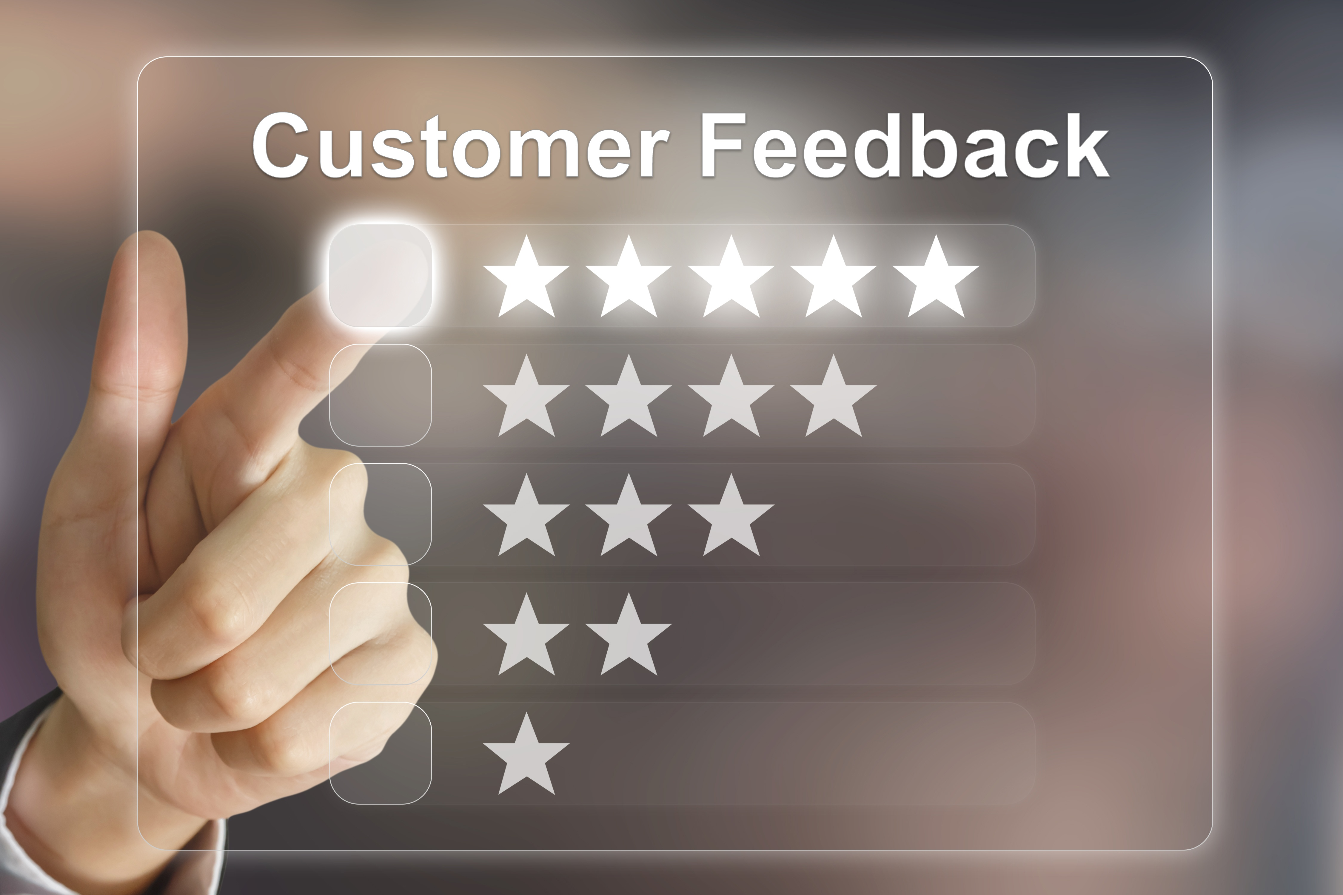 Customer Feedback_Rating_STOCK