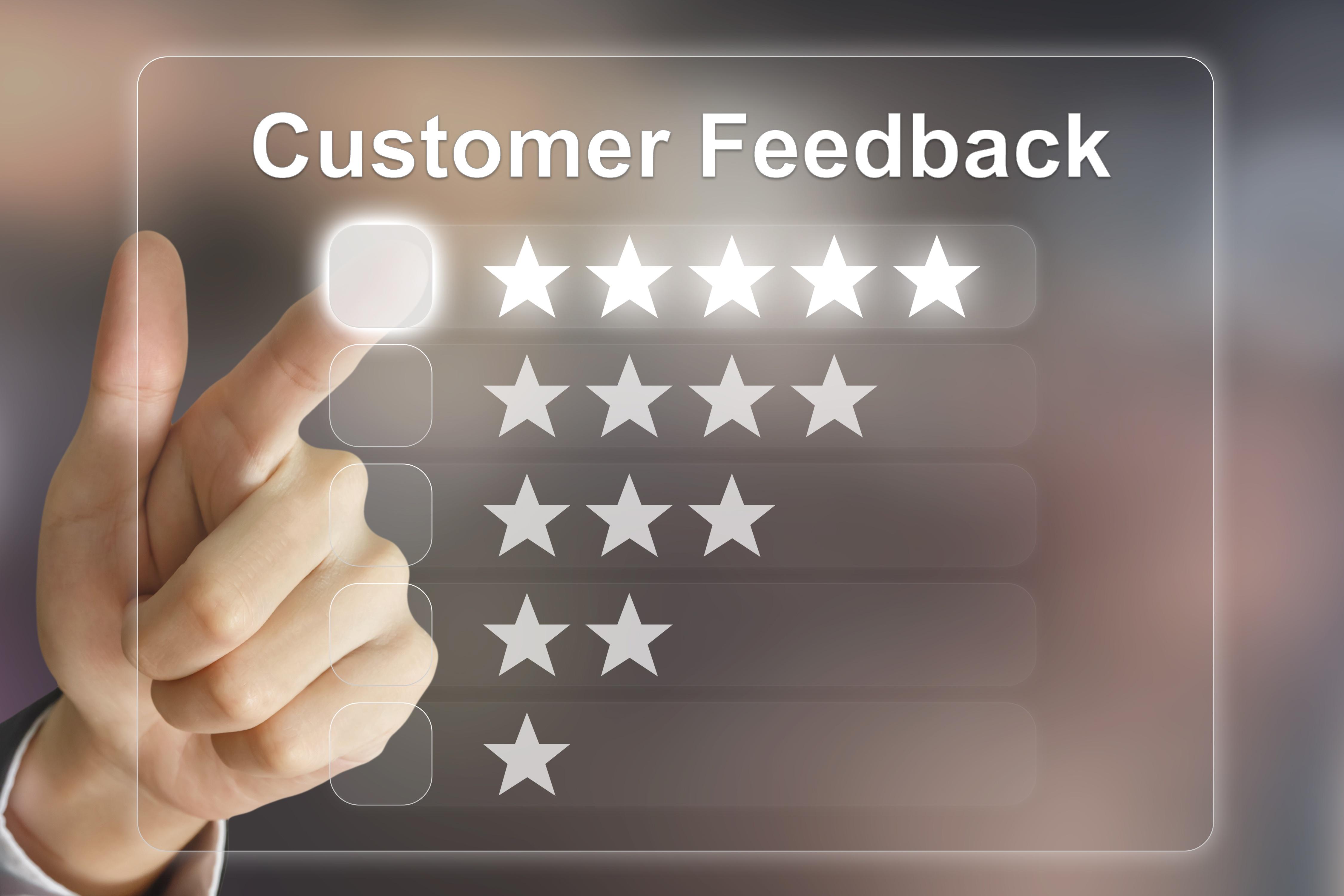 Customer Feedback_Rating_STOCK